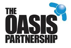 Oasis partnership logo